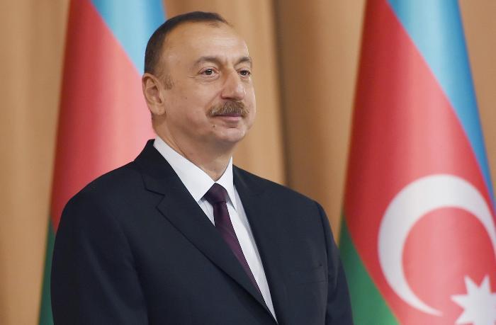 Prezident Ramazan bayramı münasibətilə Azərbaycan xalqını təbrik etdi