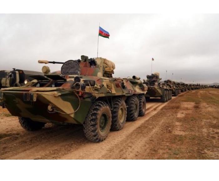 MN: Ordumuz Kəlbəcərə daxil oldu