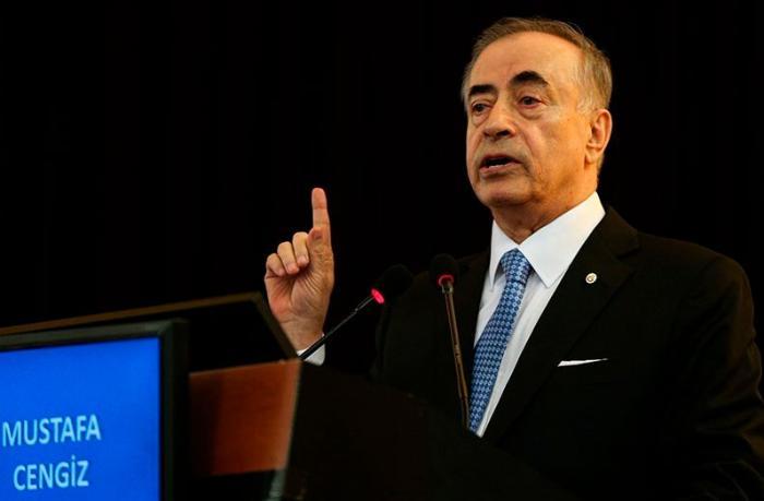 """""""Qalatasaray""""ın prezidenti azərbaycanlı şəhiddən danışdı"""