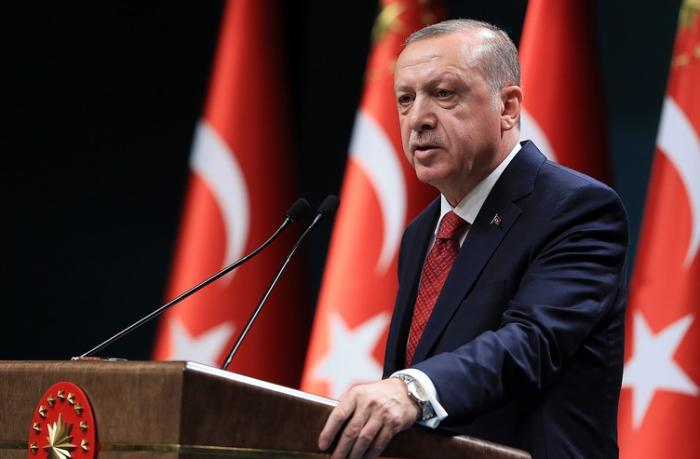"""Ərdoğan: """"Türkiyənin PUA-ları Qarabağda olduğu kimi müharibə metodlarını dəyişdirib"""""""