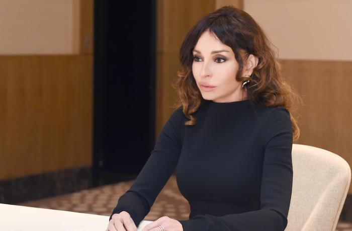 """Mehriban Əliyeva: """"Onlar bizim qəlbimizdə daim yaşayacaq"""""""
