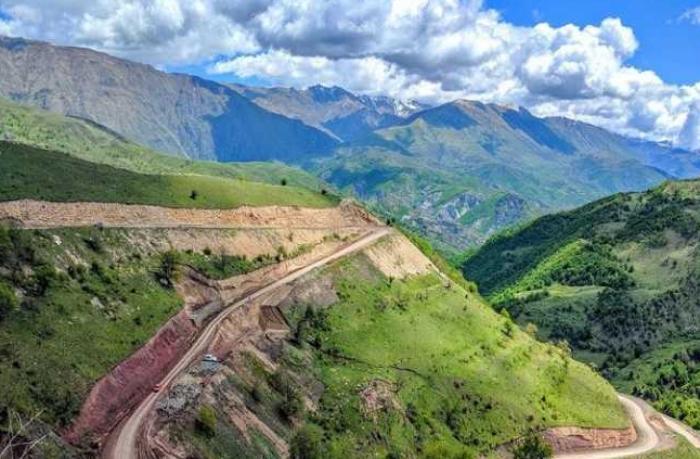 Azərbaycanla Ermənistan arasında dövlət sərhədinin demarkasiya işləri aparılır