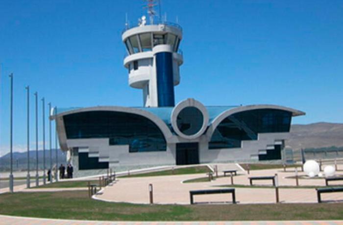 Xankəndi hava limanı ilə bağlı RƏSMİ AÇIQLAMA