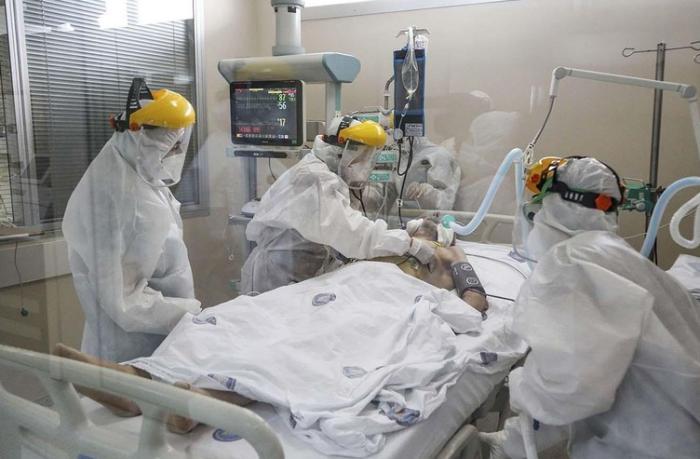 Ermənistanda koronavirusa yoluxanların sayı 204 mini ötdü