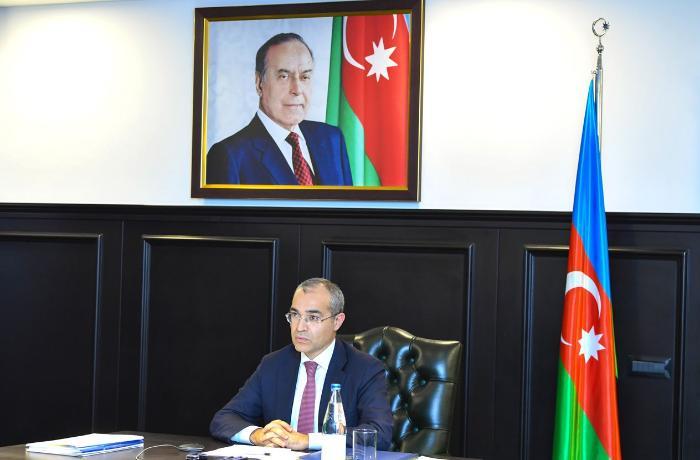 """Mikayıl Cabbarov: """"Qarabağda investisiya qoyulması üçün geniş imkanlar yaradılacaq"""""""