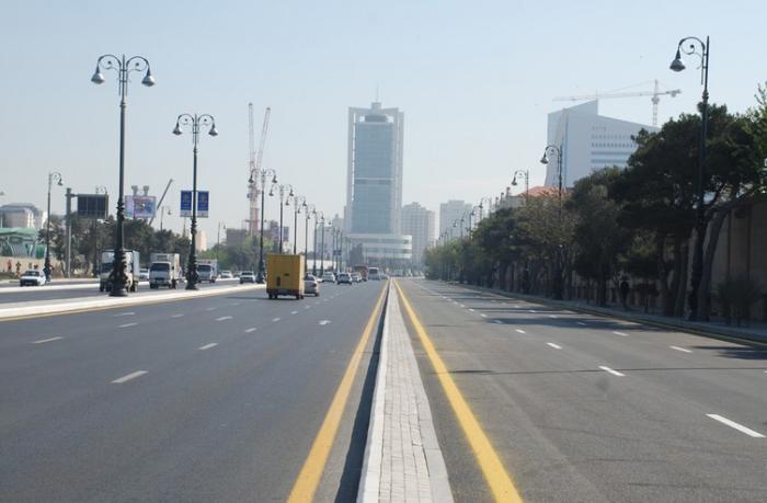 Azərbaycan yolların keyfiyyətinə görə MDB-də lider oldu