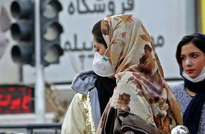 İranda ölümlərin 30 faizinə səbəb koronavirusdur