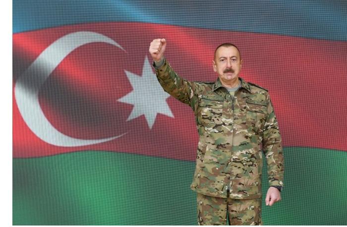 Prezident İlham Əliyev: adını tarixə əbədi yazdıran Milli Qəhrəman