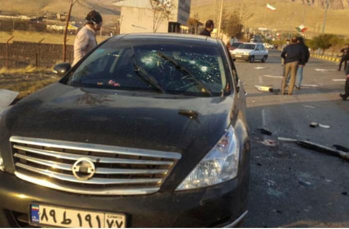 Ruhani İranın nüvə aliminin qətlində İsraili ittiham etdi