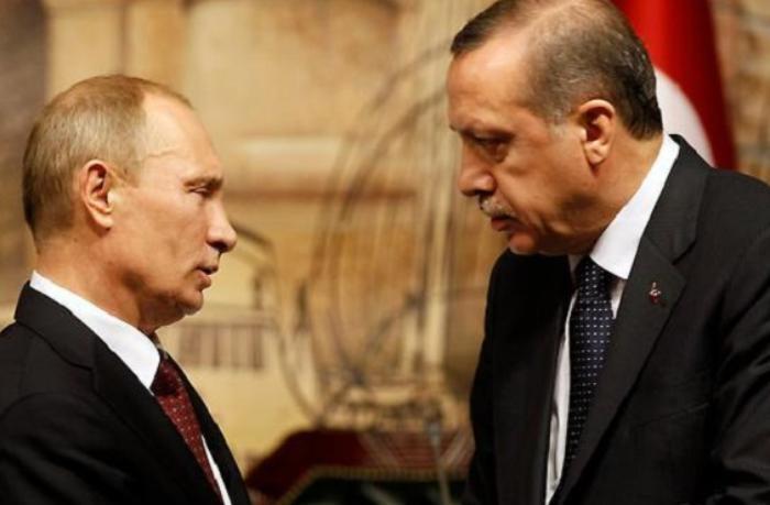 """""""Putinlə peyvənd idxalını müzakirə edirik"""" — Ərdoğan"""