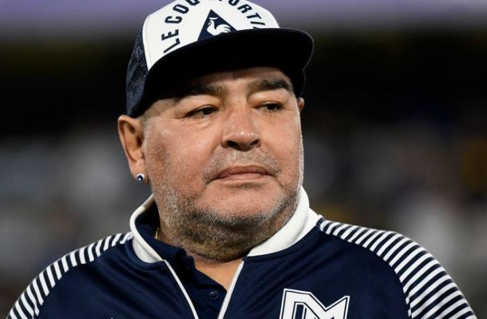 Maradonanın son mesajı üzə çıxdı