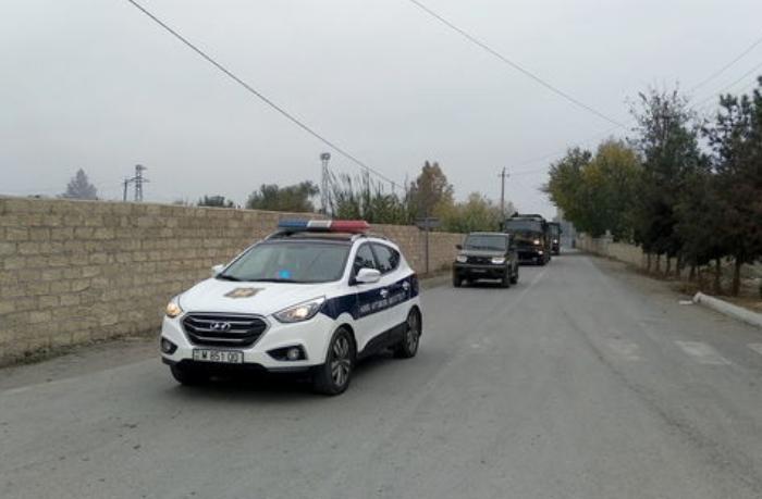 Rusiyanın sülhməramlı kontingentinin təminatı ilə bağlı fəaliyyətlər həyata keçirildi —  VİDEO