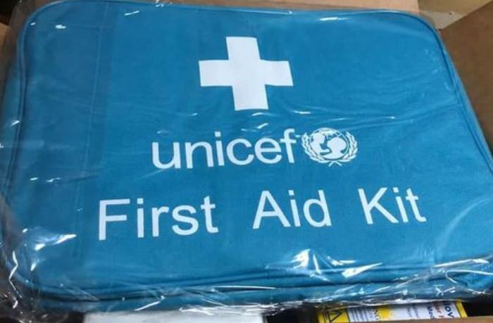 UNICEF Qarabağ münaqişəsinə görə Azərbaycana yardım göndərdi — FOTO