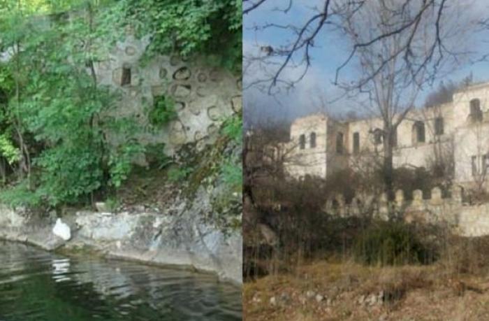 Turşsu erməni işğalından əvvəl və sonra... — FOTOLAR