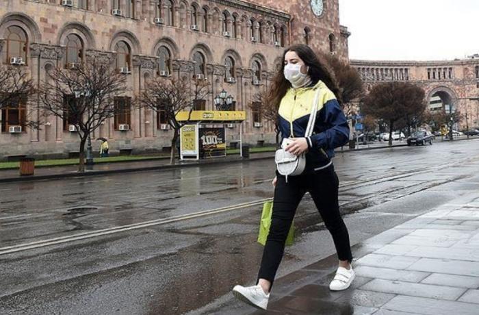 Ermənistanda koronavirusdan ölənlərin sayı 2142-yə çatdı