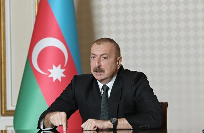 """Prezident: """"Xarici siyasətlə bağlı kursumuz dəyişməz olaraq qalır"""""""