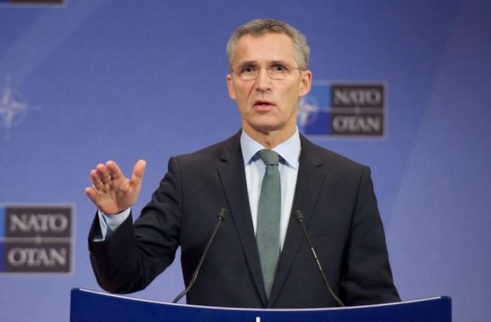 """Stolenberq: """"Ukrayna və Gürcüstan NATO üzvü olacaq"""""""