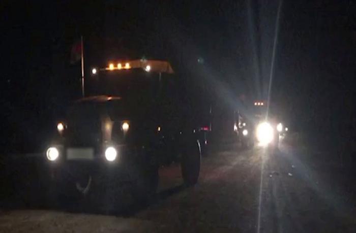 Azərbaycan Ordusu Laçına daxil oldu — VİDEO