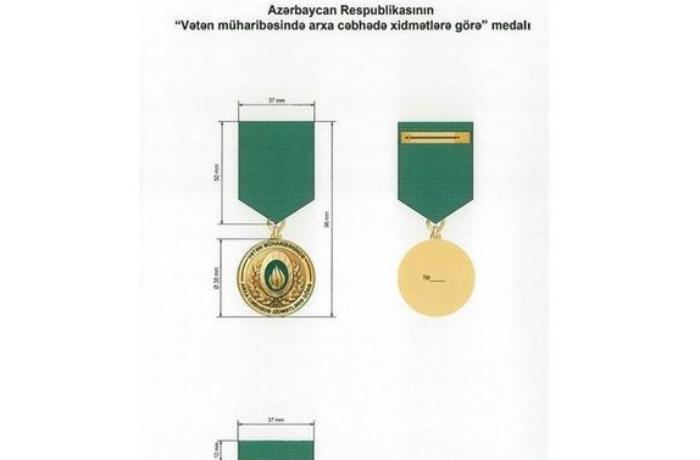 Daha bir medalın statusu müəyyənləşdi