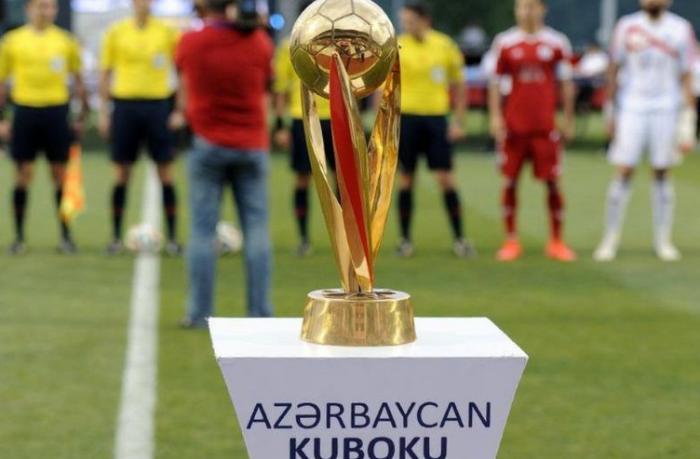 Azərbaycan Kubokunda 1/4 final oyunlarının vaxtı məlum oldu