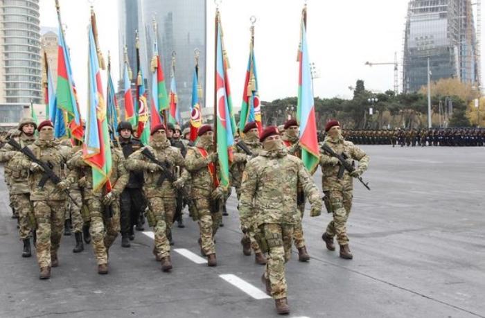 Azərbaycan hərbi gücünə görə Cənubi Qafqazda liderdir — YENİ RƏQƏMLƏR