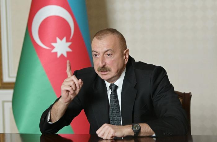 Prezident: Müxtəlif siyasi qüvvələrin revanşizm qoxusu verən bəyanatları Ermənistan üçün təhlükəlidir