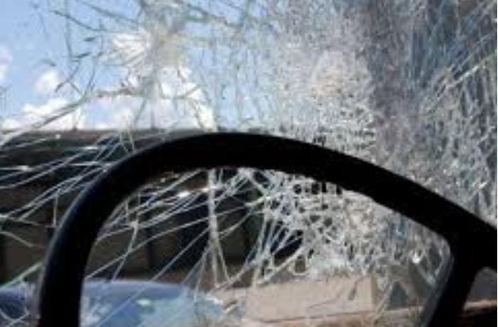 Paytaxtda avtomobillər toqquşdu — Yaralılar var