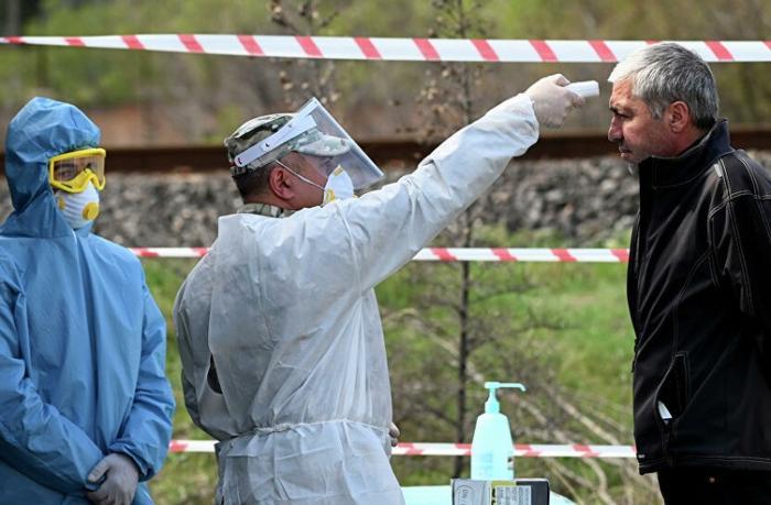 Gürcüstanda bir gündə koronavirusdan 31 nəfər vəfat etdi