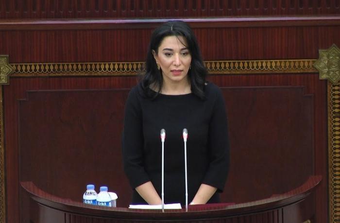 Səbinə Əliyeva BMT və Avropa Şurasının komissarlarına məktub göndərdi