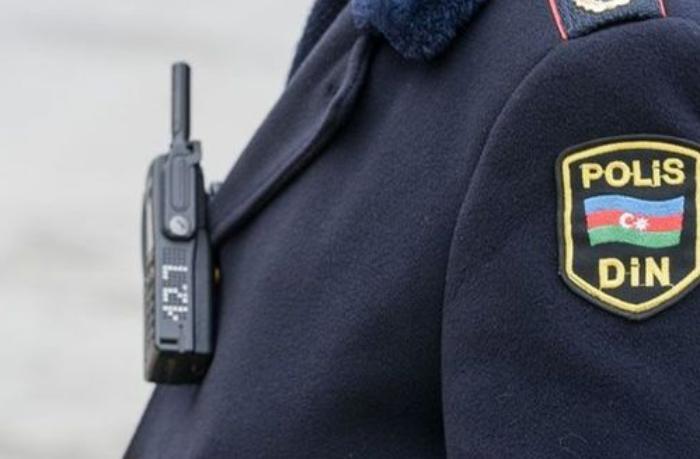 Polis serjantına zor tətbiq edildi, cinayət işi başlanıldı