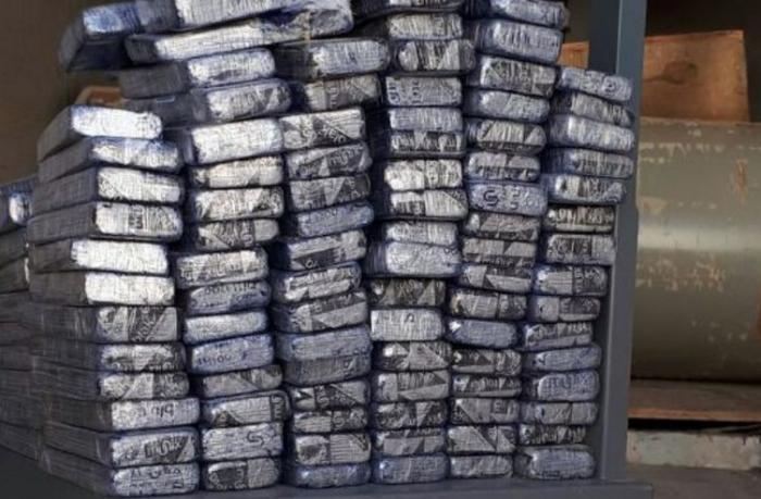 Naxçıvan gömrükçüləri 133,4 kq narkotik vasitə aşkarlayıb