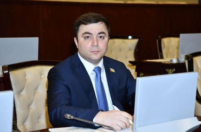 """Emin Hacıyev: """"Laçının işğaldan azad olunması Azərbaycanın tarixi Qələbəsinin təsdiqidir"""""""