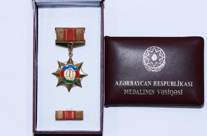 """92 nəfər """"Diaspor fəaliyyətində xidmətə görə"""" medalı ilə təltif olundu"""