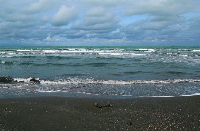 Nazirlikdən Xəzər dənizinin səviyyəsinin azalmasına REAKSİYA
