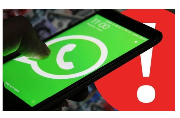 """2021-ci il yanvarın 1-dən """"WhatsApp"""" bu telefonlarda işləməyəcək — VİDEO"""