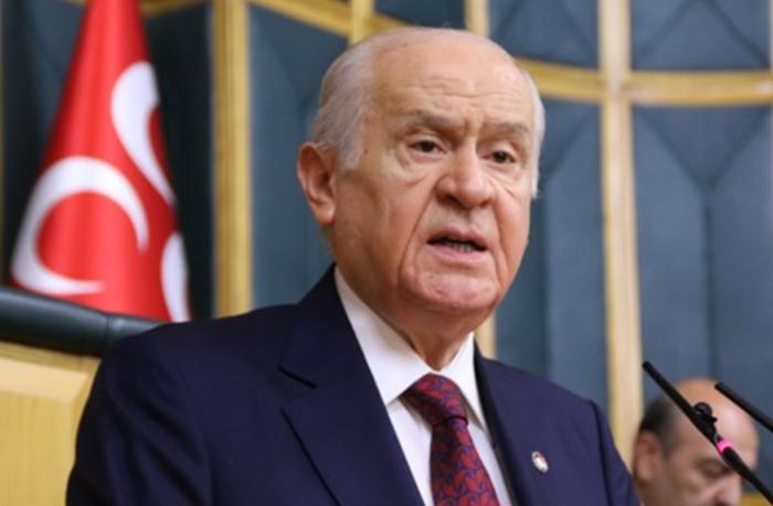 """Dövlət Bahçeli: """"Ülkü Ocaqları Şuşada məktəb tikəcək"""""""