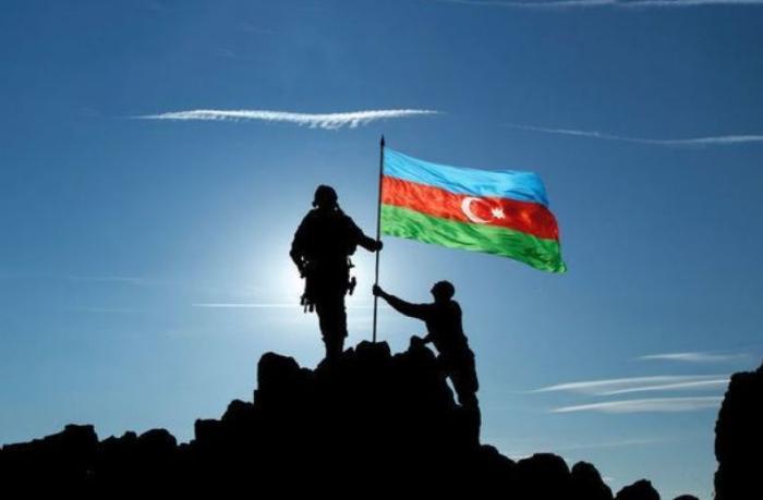 Müzəffər Azərbaycan əsgəri ilə erməninin dialoqu: Hamımız insanıq! — FOTO