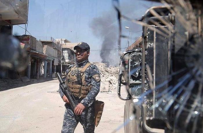 İraqda İŞİD terrorçuları yaxalandı