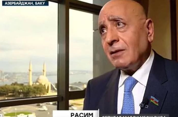 """""""İran Azərbaycanla əlaqələrdə maraqlı olduğunu desə də..."""" - Rasim Musabəyov"""