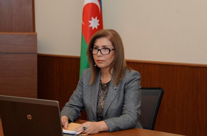 Bahar Muradovaya yeni vəzifə verildi