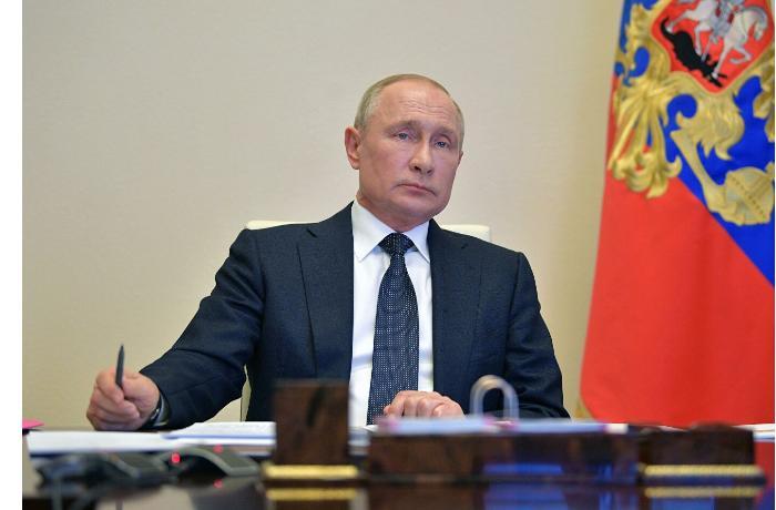 Rusiya prezidenti Zəngəzur dəhlizindən danışdı