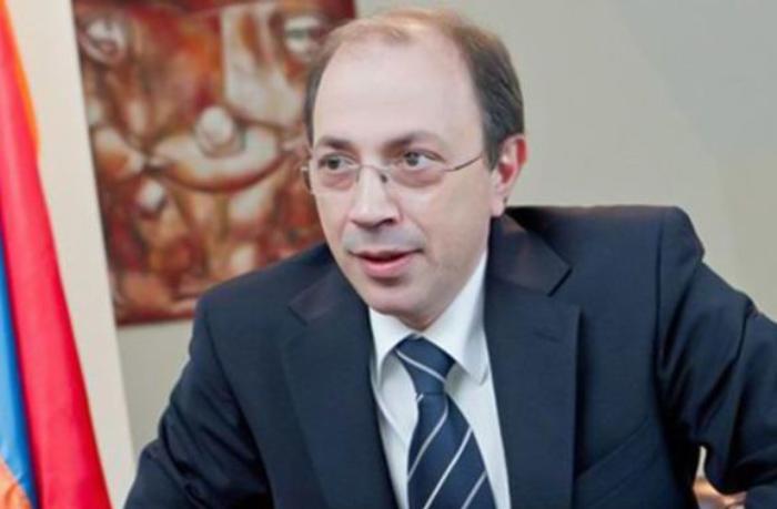 Ermənistanın XİN başçısı Gürcüstana qeyri-rəsmi səfər etdi