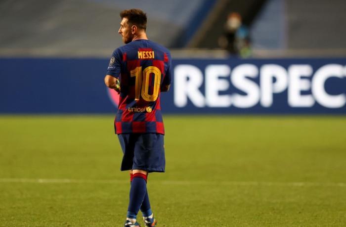 "Messi ""Barselona"" tarixinin rekordçusu oldu"
