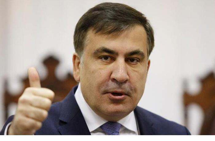 Saakaşvili həbsdən xalqa müraciət məktubu yolladı