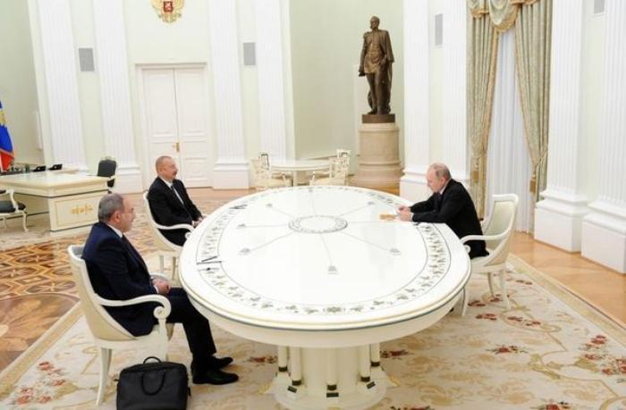 Moskva görüşü — əməkdaşlığa doğru