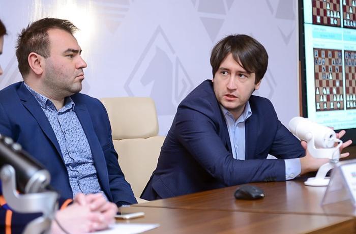Məmmədyarovla Rəcəbov şahmat turunda Aronyanla oynayacaq