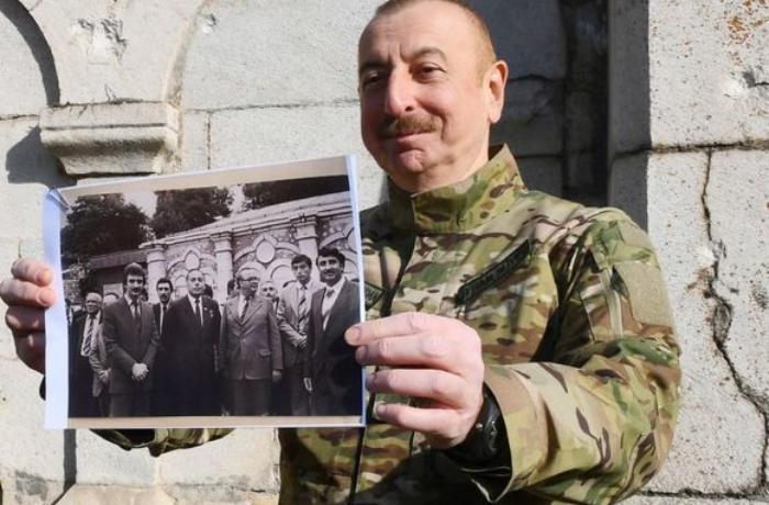 İlham Əliyevin Şuşadan verdiyi mesajlar — Baş redaktordan ilginc şərh