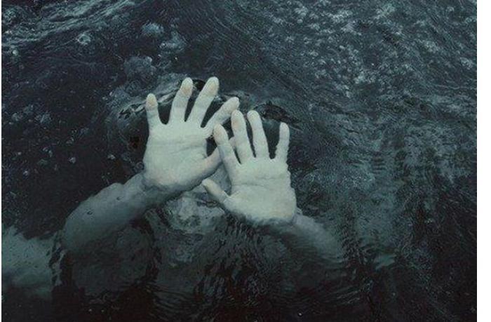 40 yaşlı qadın su kanalında batdı