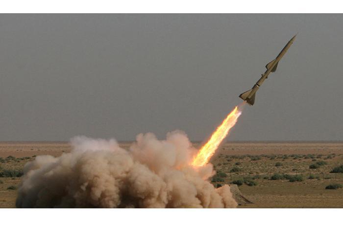 İran raket atdı
