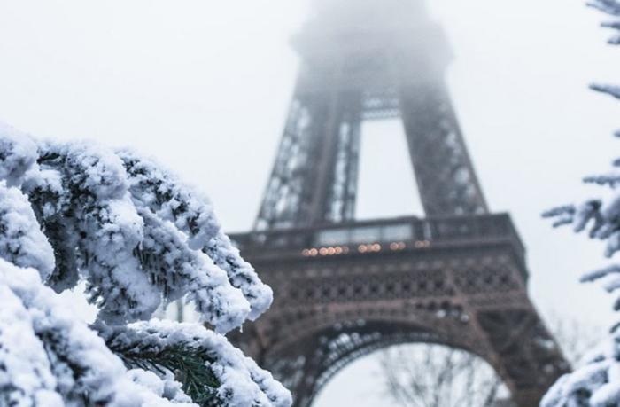 Fransada hava təhlükəsi elan olundu